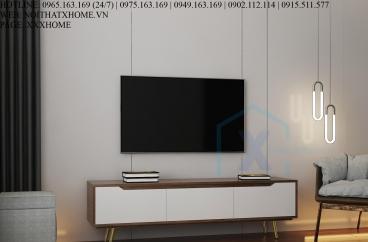 KỆ TIVI GỖ CÔNG NGHIỆP X HOME HÀ NỘI TG6811 1