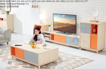 KỆ TIVI GỖ X HOME Hà Nội Sài Gòn Hồ Chí Minh XHOME2210