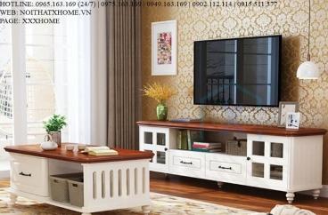 KỆ TIVI GỖ X HOME Hà Nội Sài Gòn Hồ Chí Minh XHOME2212