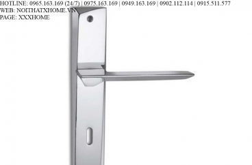 Khóa cửa Salice Paolo - 6076 Chrome X HOME Hà Nội
