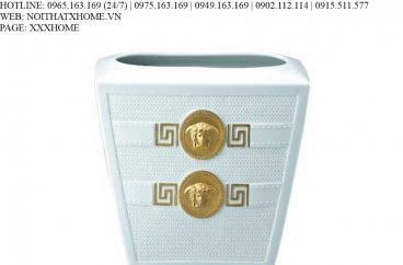 Lọ hoa Versace - 14437-100112-26018 X HOME Hà Nội