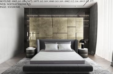 NỆM L'A DOME GREY 15CM X HOME Hà Nội