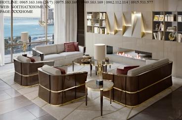 Sofa ghế đôi Carpanese Home - Art.7536 X HOME Hà Nội
