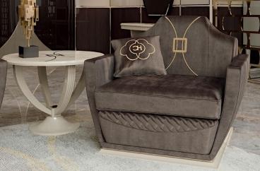 Sofa ghế đơn Carpanese Home - Art.7037 X HOME Hà Nội