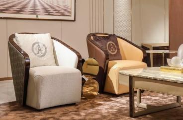 Sofa ghế nghỉ Arture - 893A X HOME Hà Nội