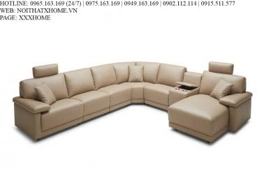 Sofa góc Kuka - 5382/M5652 X HOME Hà Nội