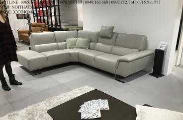 Sofa góc Nicoletti - Oasis 096+310/Terello 358 Biscotto X HOME Hà Nội