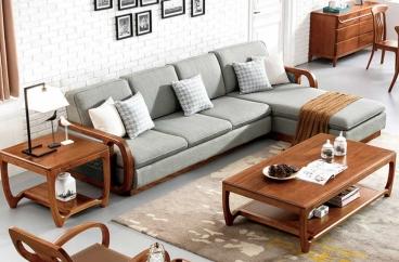 Sofa góc Yumujiang - KD-Y-H6003 X HOME Hà Nội