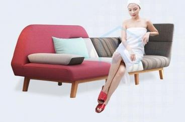 GHẾ SOFA NỈ CAO CẤP X HOME Hà Nội XHOME1102