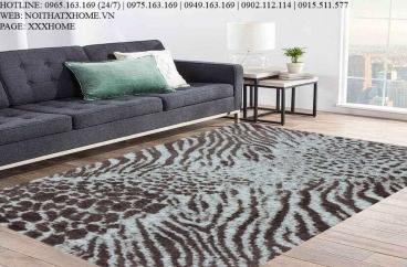 Thảm lông xù TLX6802 X HOME Hà Nội