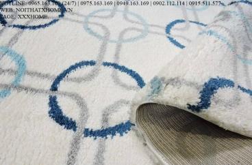 Thảm lông xù TLX6809 X HOME Hà Nội