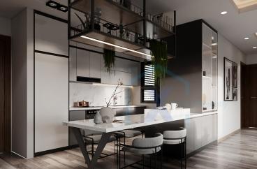 Thiết kế nội thất Anh Ba Ba Đình