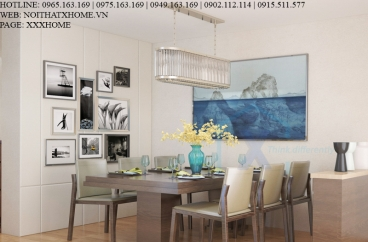 Thiết kế thi công nội thất chung cư Mr Độ