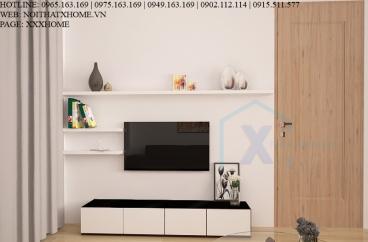 Thiết kế thi công nội thất chung cư Mr Vui