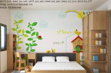 Thiết kế thi công nội thất chung cư Mrs Vân Anh