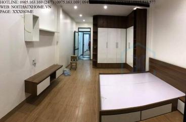 Thiết kế nội thất Mr Vương Cầu Giấy