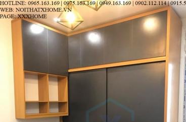 Thiết kế nội thất Mr Hoàng Dương Nội