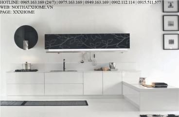 Tủ bếp Arrex - Acrobaleno X HOME Hà Nội