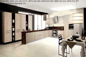 Tủ bếp Arrex - Cristallo X HOME Hà Nội
