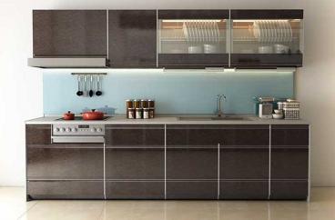 Tủ bếp Takara Standard - LEMURE màu LRB X HOME Hà Nội