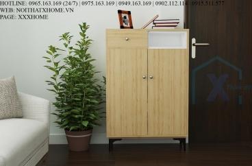 TỦ GIÀY GỖ CÔNG NGHIỆP X HOME HÀ NỘI TG6806 1