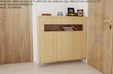 TỦ GIÀY GỖ CÔNG NGHIỆP X HOME HÀ NỘI TG6807 1