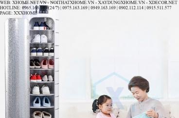 TỦ GIÀY THÔNG MINH X HOME HÀ NỘI SÀI GÒN XHOME3304