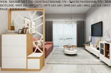 TỦ GIÀY THÔNG MINH X HOME HÀ NỘI SÀI GÒN XHOME3309