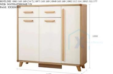 TỦ GIẦY TỦ GIÀY GỖ X HOME Hà Nội XHOME2265