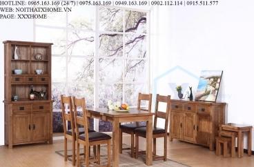 TỦ KỆ GỖ TRANG TRÍ X HOME Hà Nội Sài Gòn Hồ Chí Minh XHOME5518