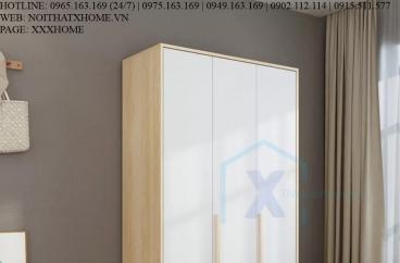 TỦ QUẦN ÁO TỦ ĐỒ GỖ X HOME Hà Nội Sài Gòn XHOME3322