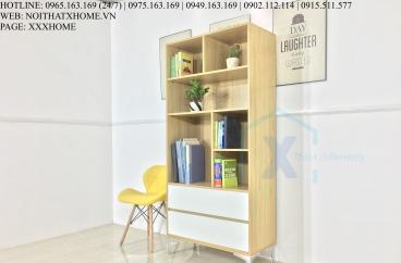Tủ sách phòng khách X HOME TS6803