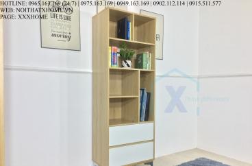 Tủ sách phòng khách X HOME TS6804