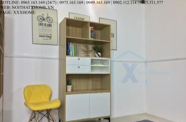 Tủ sách phòng khách X HOME TS6806