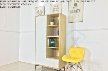 Tủ sách phòng khách X HOME TS6808