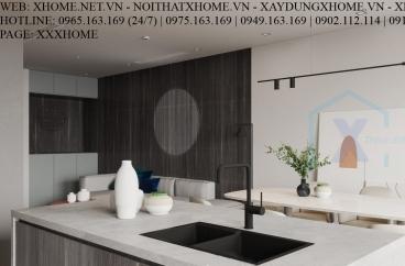 X HOME THIẾT KẾ CĂN HỘ CHUNG CƯ 90 NGUYỄN TUÂN 97M2