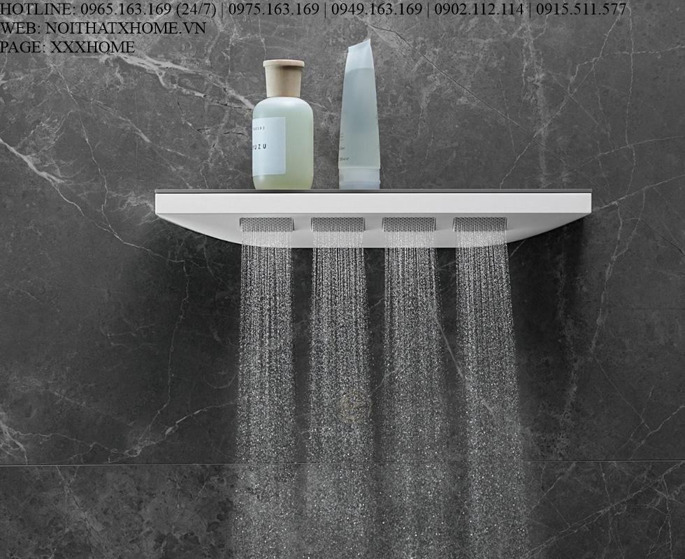 Bộ sen âm tường Hansgrohe – 26230700 X HOME Hà Nội