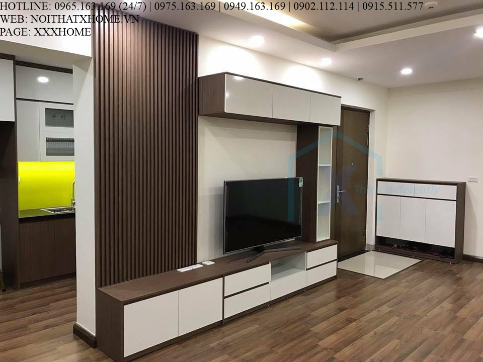 Thiết kế nội thất X HOME
