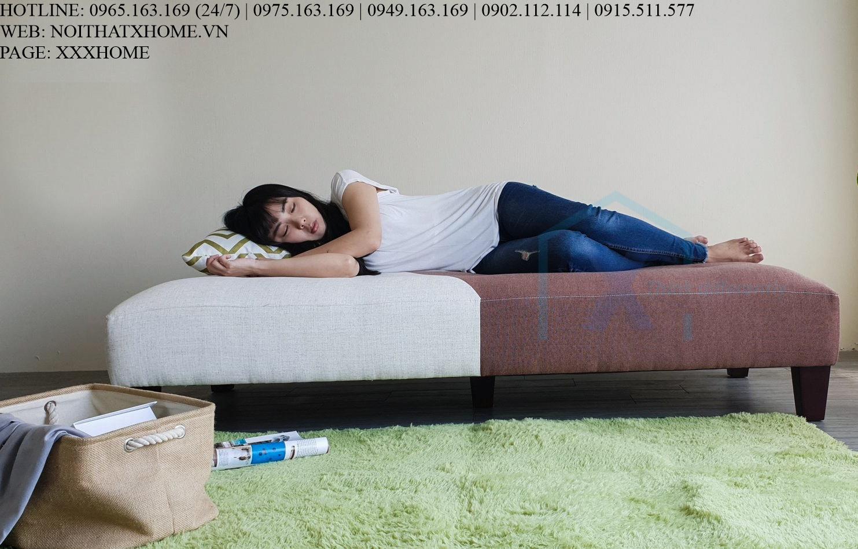 SOFA GIƯỜNG CAO CẤP X HOME Hà Nội XHOME1304