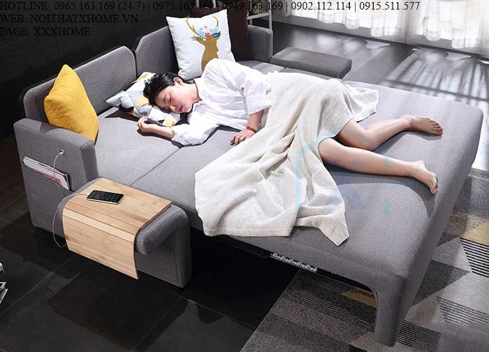 SOFA GIƯỜNG CAO CẤP X HOME Hà Nội XHOME1404