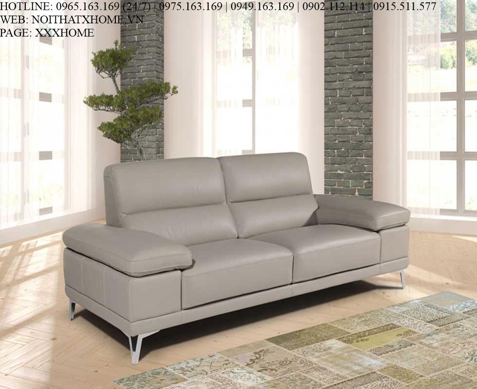 Bộ sofa Nicoletti - Asiago 190/Terello 352 Fango X HOME Hà Nội