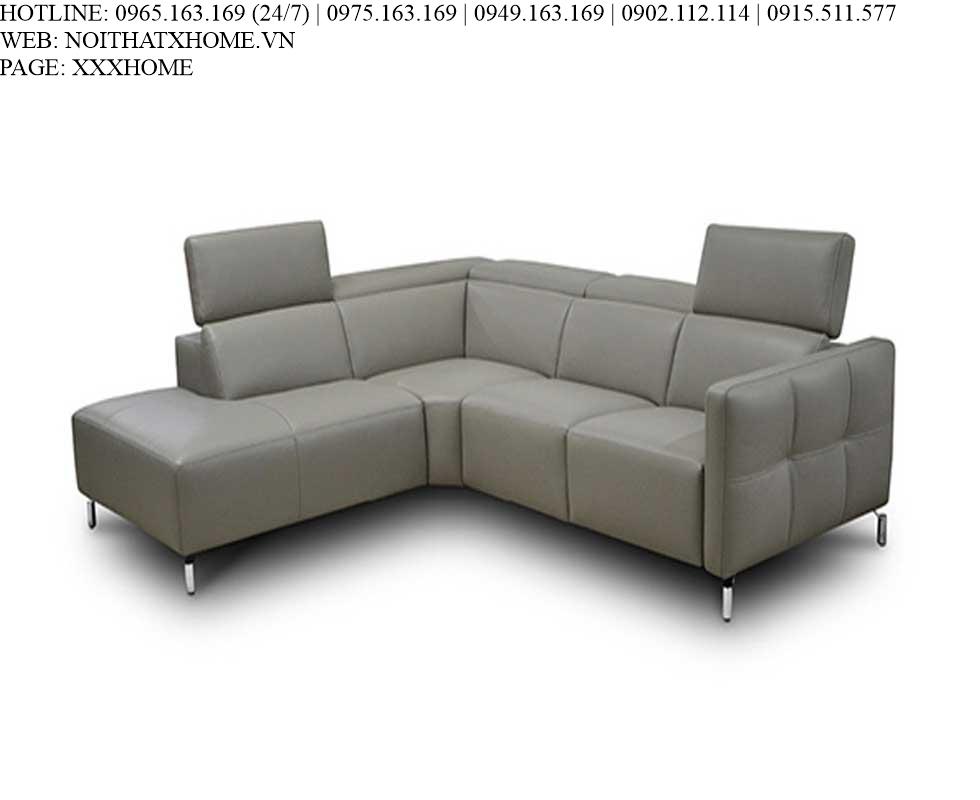 Sofa góc Francoferri - Drezza X HOME Hà Nội
