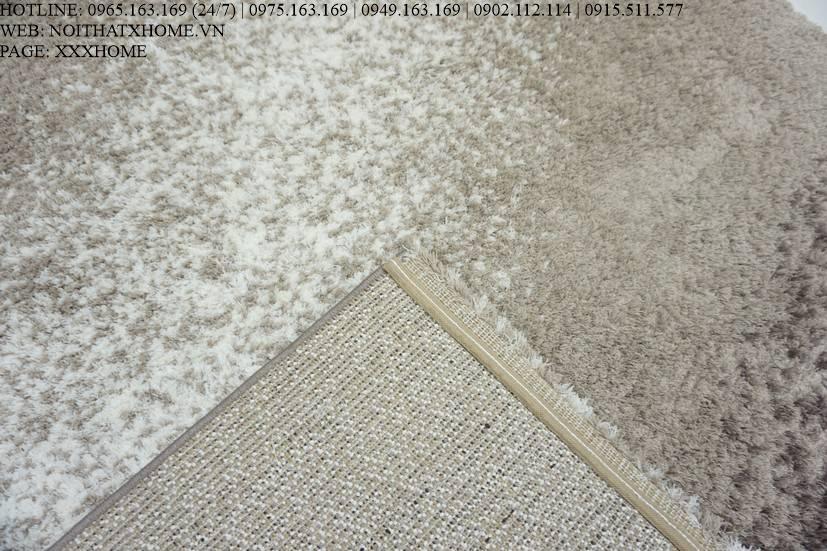 Thảm lông xù TLX6801 X HOME Hà Nội