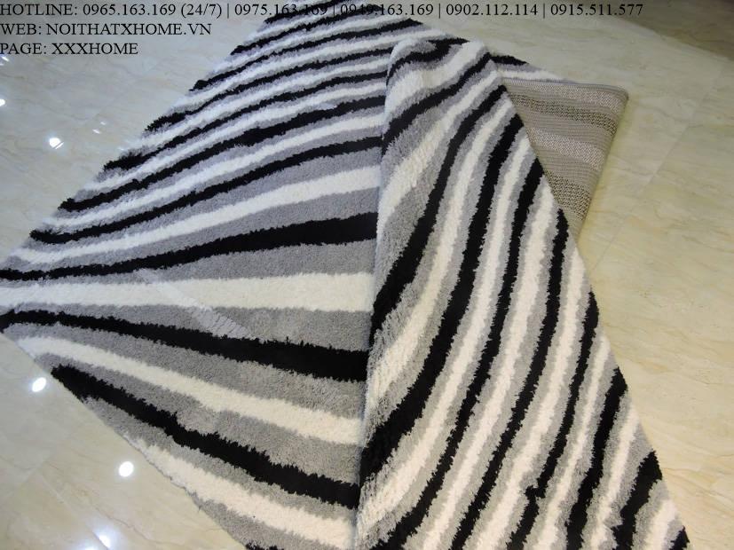 Thảm lông xù TLX6803 X HOME Hà Nội