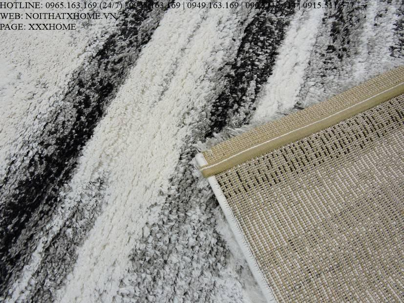 Thảm lông xù TLX6806 X HOME Hà Nội