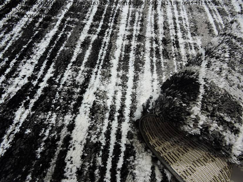 Thảm lông xù TLX6807 X HOME Hà Nội