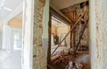 Bí quyết bán nhà đang trong quá trình sửa chữa