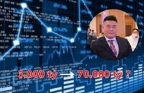 Giá cổ phiếu THD tăng khủng biến Thaiholdings thành công ty tỷ đô trên sàn chứng khoán