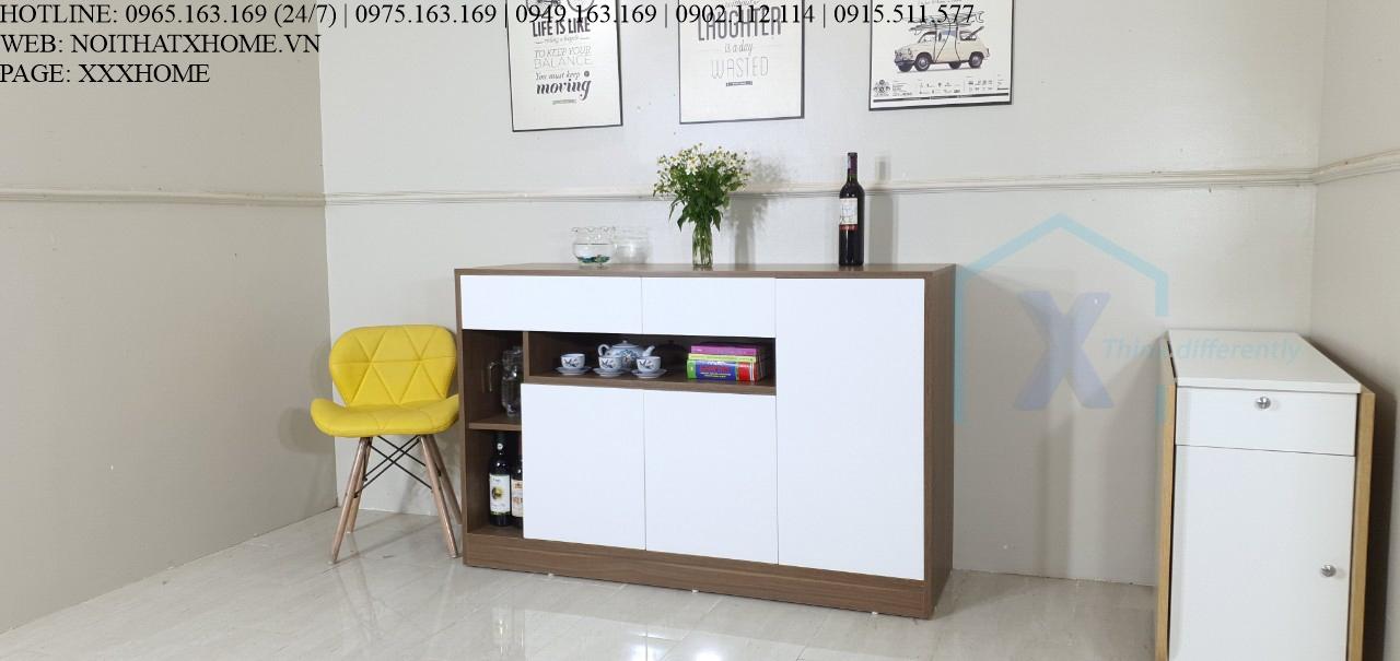 MẪU TỦ ĐỒ TRANG TRÍ X HOME ĐẸP TD6806