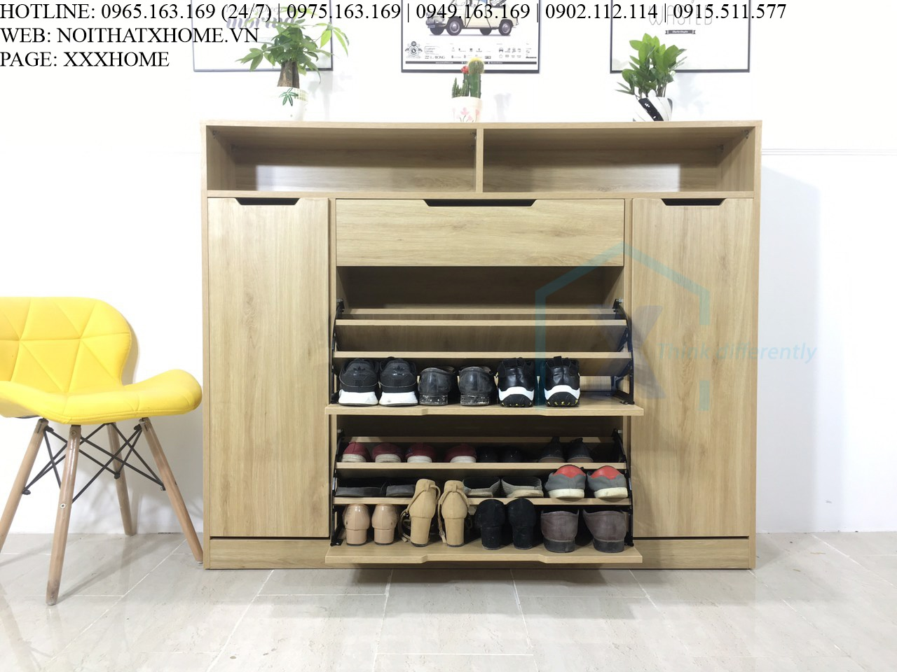 Tủ giày thông minh X HOME Ha Noi Sai Gon